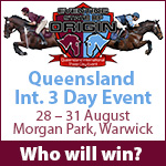 Queensland International 3 Day Event