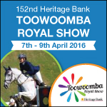 2016 Heritage Bank Toowoomba Royal Show