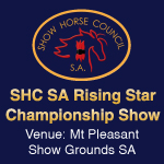 2015 Show Horse Council Rising Star Championships