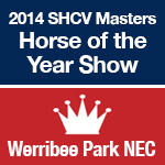2014 SHCV Masters Horse of the Year Show