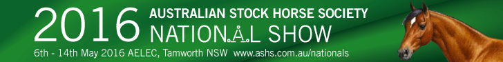 Australian Stock Horse Society National Show