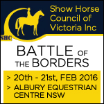 2016 Battle of the Borders SHCV