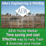 Allora Engineering & Welding Horse Walker