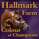 Hallmark Farm -The Colour of Champions