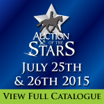 Auction of The Stars July 2015