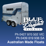 Blue Diamond Floats