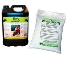 Fourflax Flax Seed Oil for Horses