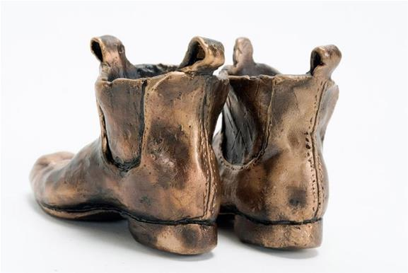 Kay Paton Bronzes - Work Boots
