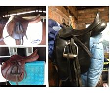 3 Fantastic saddles