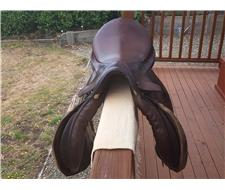 Stubben jumping/all-purpose saddle