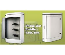 Horse Float Tack Box