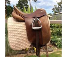 KN MELODIE DRESSAGE SADDLE