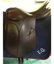 Jeffries Piaffe dressage/show saddle