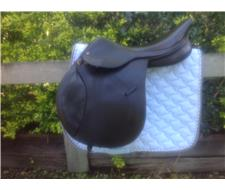 Jessica Trainer Jump Saddle - CHEAP