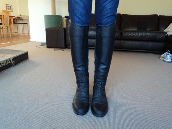 ARIAT BROMONT H20 TALL (FIELD) BOOTS | Top Horse
