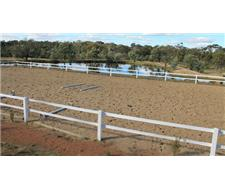 40*20 Metre Horse Arena Fencing Pack