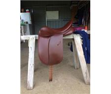 Collegiate Show Saddle