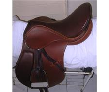 Zaldi Royal 17.5 All Purpose Saddle