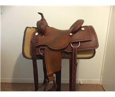 SRS Cutting Saddle