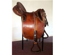 Charltons Country stock saddle