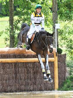Aussies Second Amp Fourth And Fifth In Eventing Weg Test