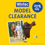 WINTEC SADDLES MODEL CLEARANCE