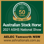 ASHS National Show 2021