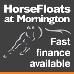 Horse Floats at Mornington