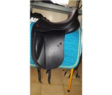 Kent and Masters Dressage Saddle