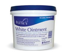 Pottie's White Ointment