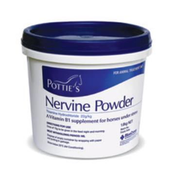 Pottie's Nervine Powder
