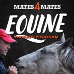 Mates4Mates Equine Therapy Program