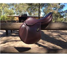 Amerigo Vega CC Jumping Saddle