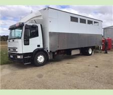 2002 Iveco 9 Horse Truck