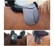 Ideal Show Saddle