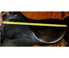 Bates Caprilli General Purpose Saddle