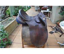 Syd Hill Suprema Macksville saddle