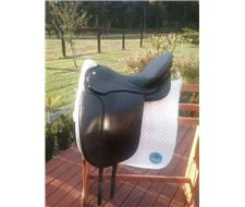 Otto Schumacher Saddle 16.5