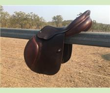CWD Showjumping Saddle SE01