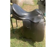 KN Symphonie Dressage Saddle 17