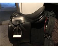 KN Dressage Saddle