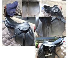 Stubben Zaria Luxe Jumping Saddle