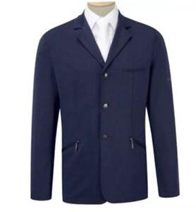 Men's Navy Riding Jacket