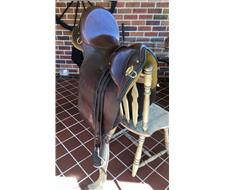 Syd Hill Stock Saddle for Sale