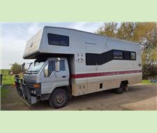 4 horse toyota dyna