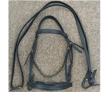 NEW CAVESSON BRIDLE