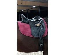 Antares Dressage saddle 17