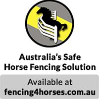 Bounce Back® Horse Fencing