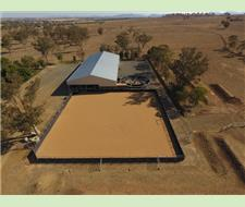 Tamworth Equine Facility on 100 acres